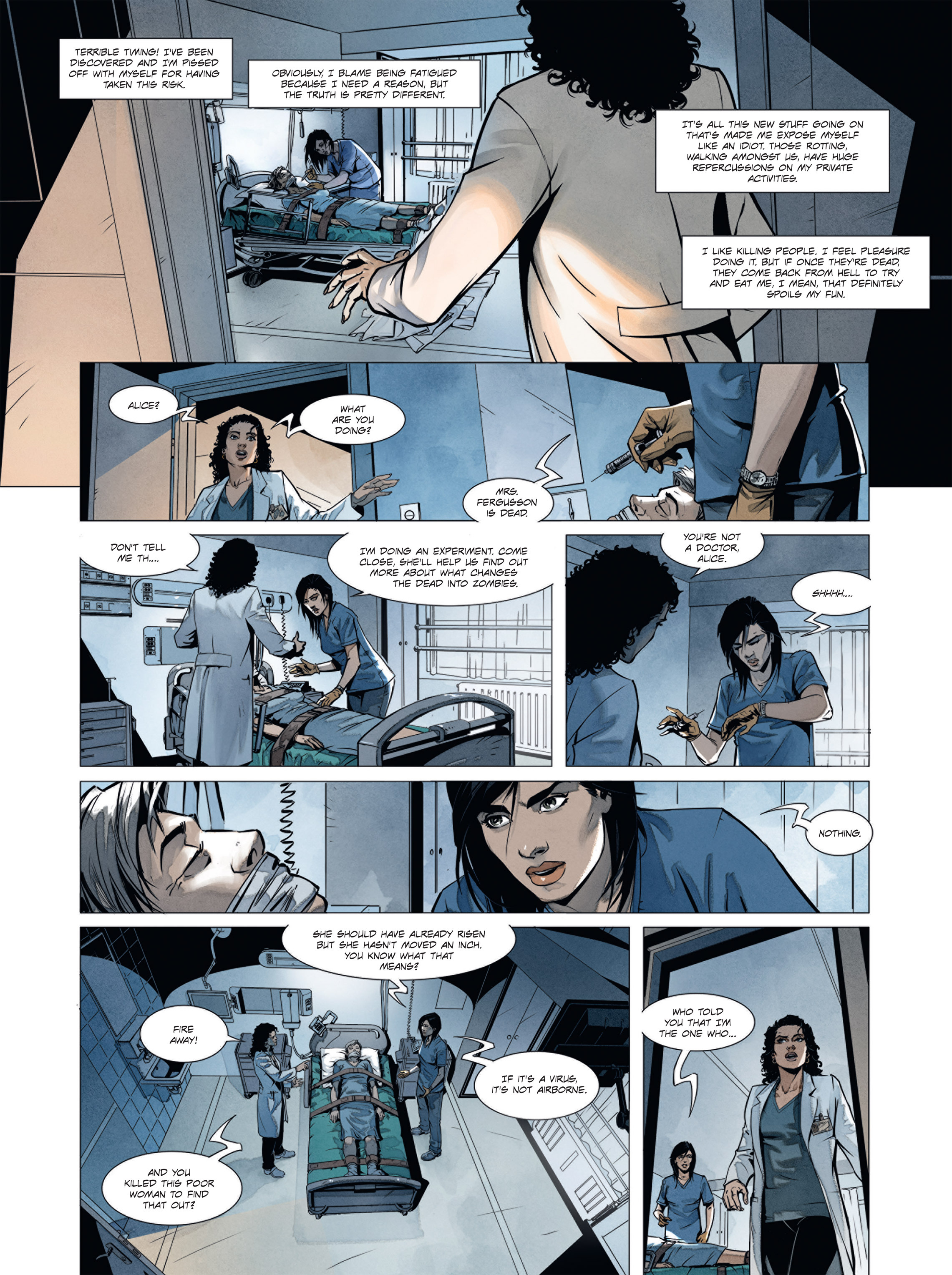 Read online Alice Matheson comic -  Issue #1 - 55
