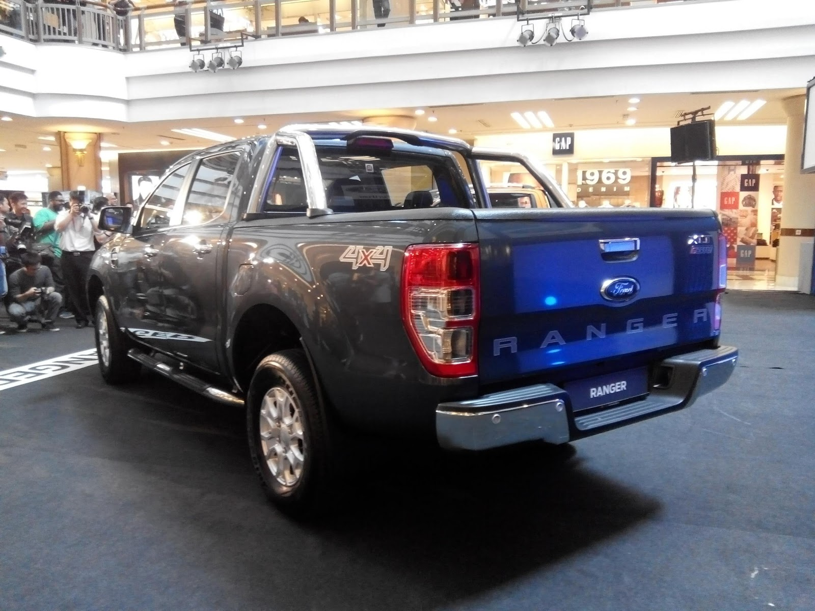 Motoring Malaysia New Ford Ranger Officially Launched In 1969 N Series Truck Press Release
