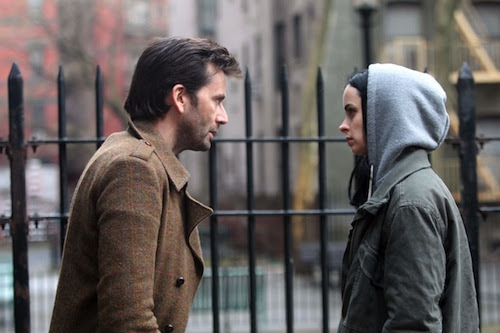 Marvel's Jessica Jones is very, very dark