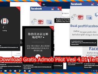 Download Gratis Admob Pilot Vesi 4.01 Terbaru