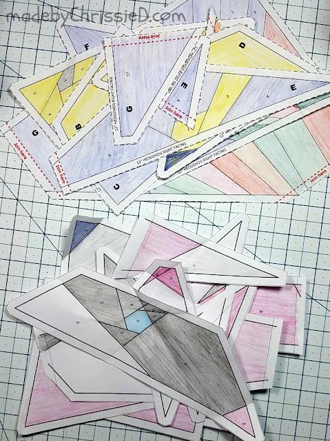 The Tartankiwi FPP Pattern Testing by www.madebyChrissieD.com