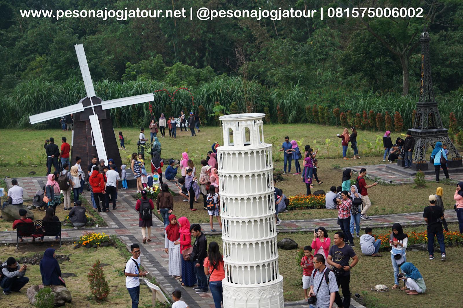 Harga Tiket Dan Rute Ke Merapi Park Jogja 2019 Paket Wisata Jogja