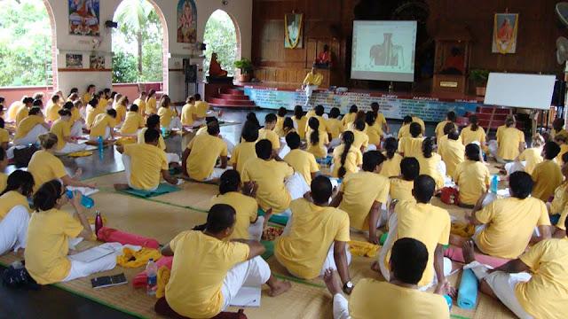 Yoga Teachers Training Courses, Mysore. Karnataka, India