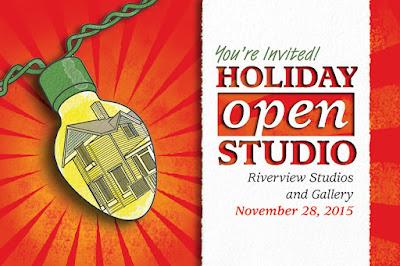 Riverview Open Studios 2015