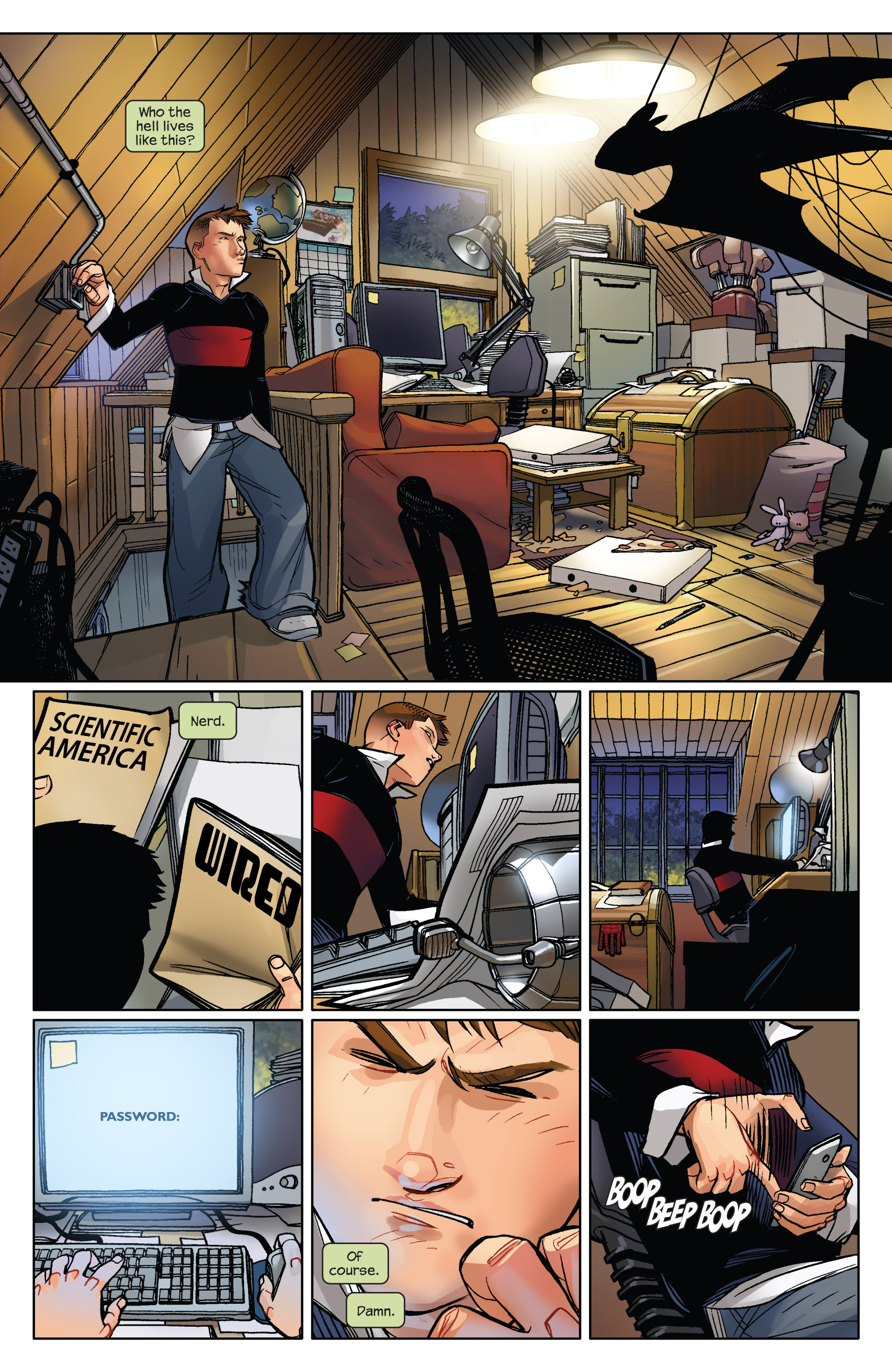 Read online Ultimate Spider-Man (2009) comic -  Issue #12 - 10