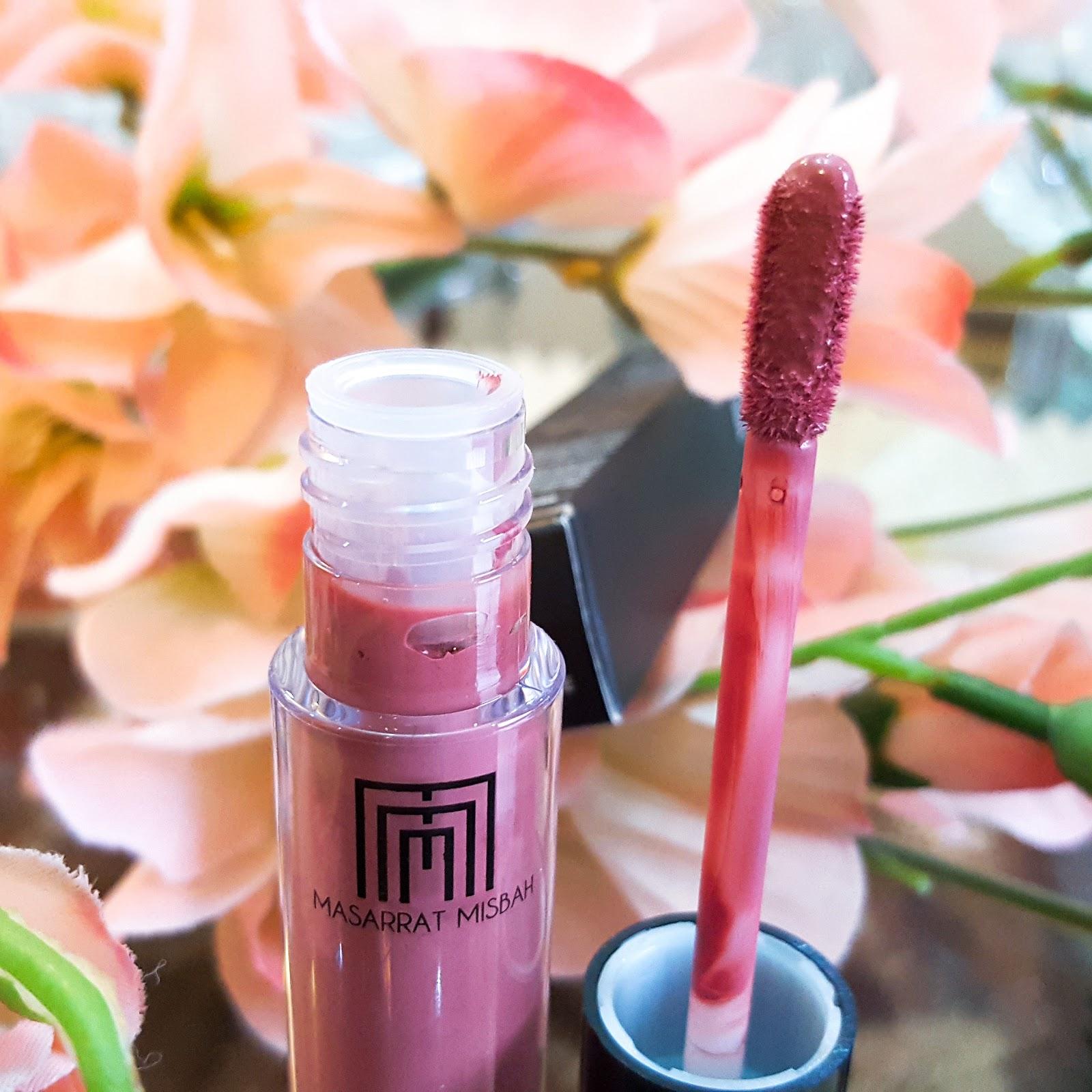 Masarrat Misbah Liquid Lipstick