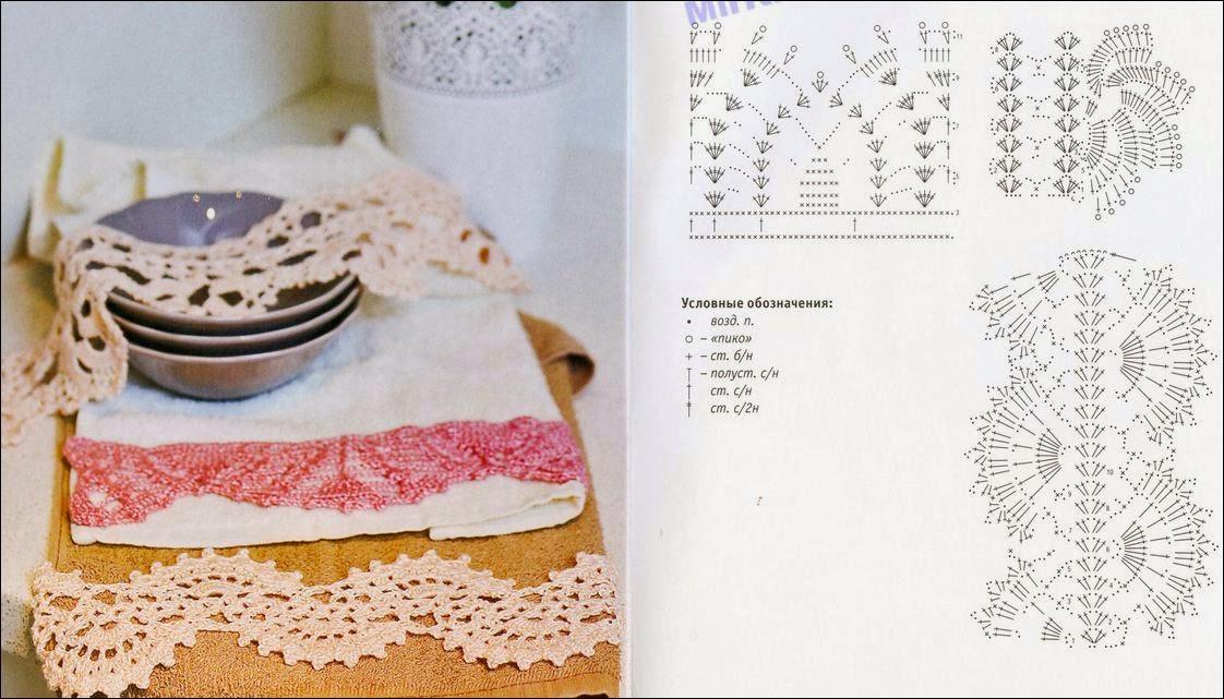 Todo crochet Puntilla