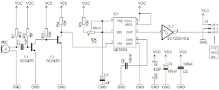 Sound Processor Circuit Diagram