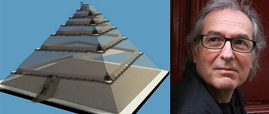 Mistério da construção das pirâmides - Jean-Pierre Houdin