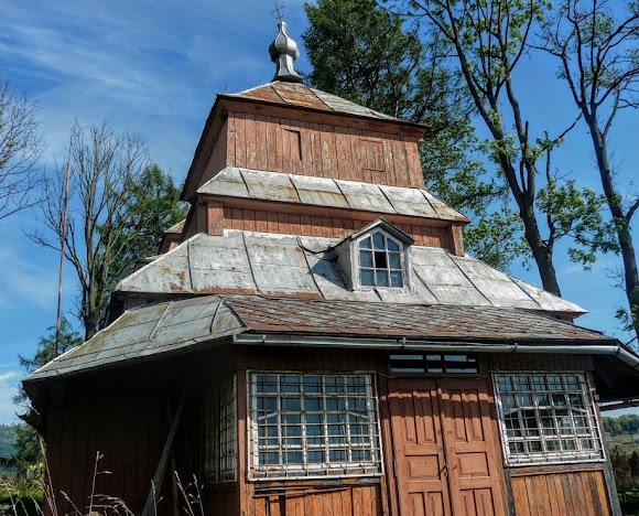 Турка. Церква Перенесення мощей святого Миколая (1776). УГКЦ