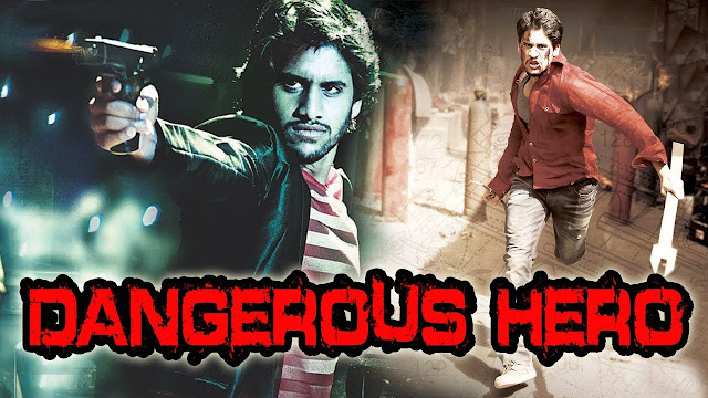 Dangerous Hero (2017) Hindi Dubbed Movie Fr. Naga and Tamannaah HD