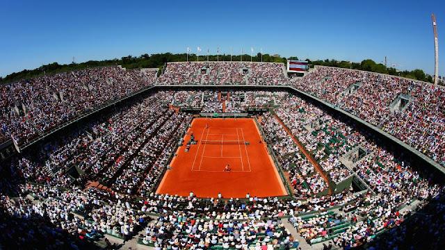Turniej w Paryżu przyciąga ogromną publiczność