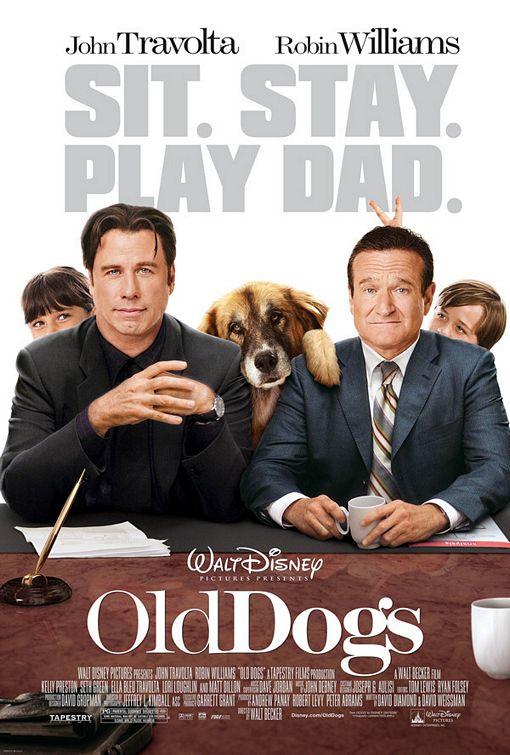 Xem Phim Old Dogs 2009