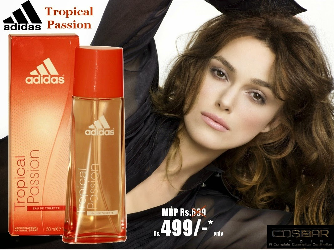 Adidas Tropical Passion Cosbar India