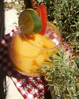 spanyol specialitás hideg leves