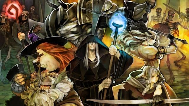 الكشف عن باقة ضخمة من الصور للعبة Dragon's Crown Pro