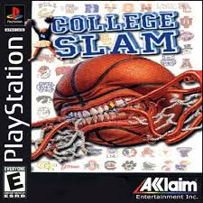 College Slam - PS1 - ISOs Download