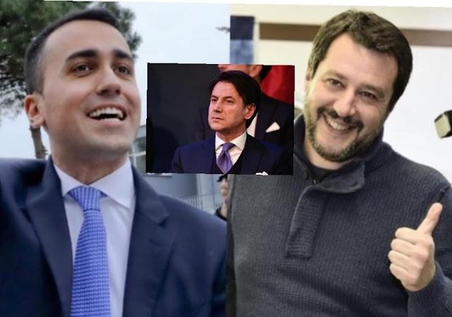 """هذا هو  """"جوزيبي كونتي"""" المرشح ل منصب رئيس الحكومة الإيطالية"""