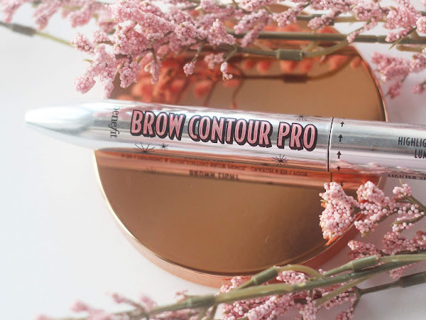 Benefit Brow Contour Pro 4-in-1 Pencil Review