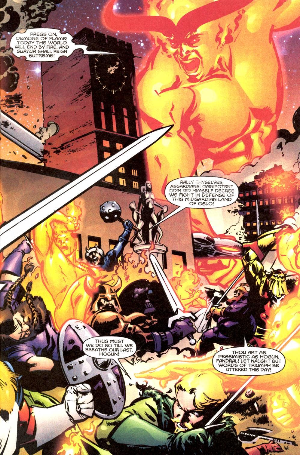 Thor (1998) Issue #40 #41 - English 5