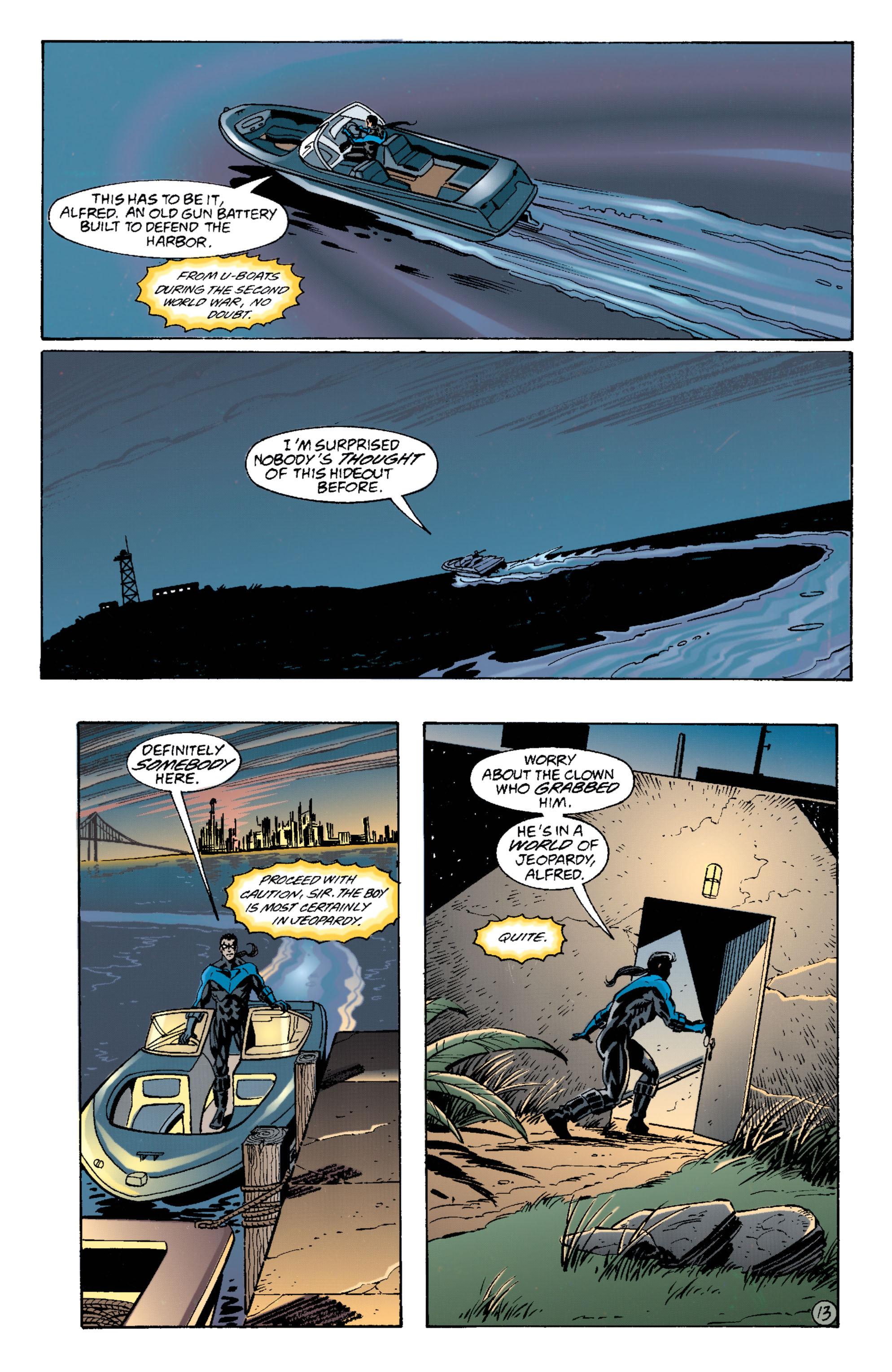 Detective Comics (1937) 699 Page 13