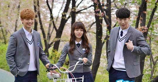Sinopsis drama korea school episode 3 / Benny and joon full movie