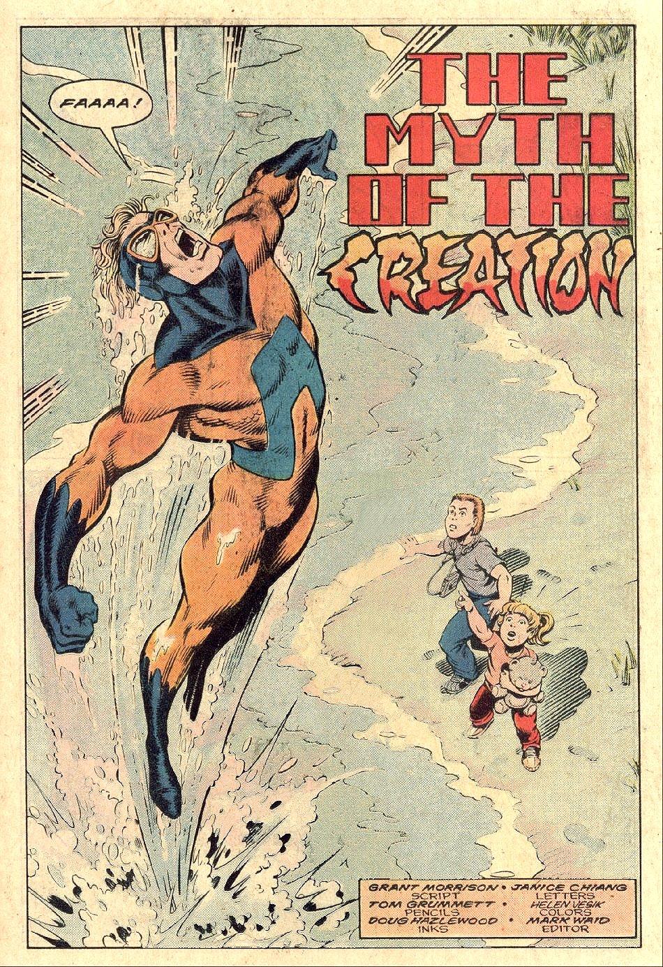 Read online Secret Origins (1986) comic -  Issue #39 - 3