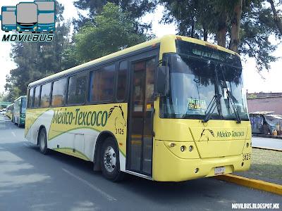 Autobuses Mexico-Texcoco