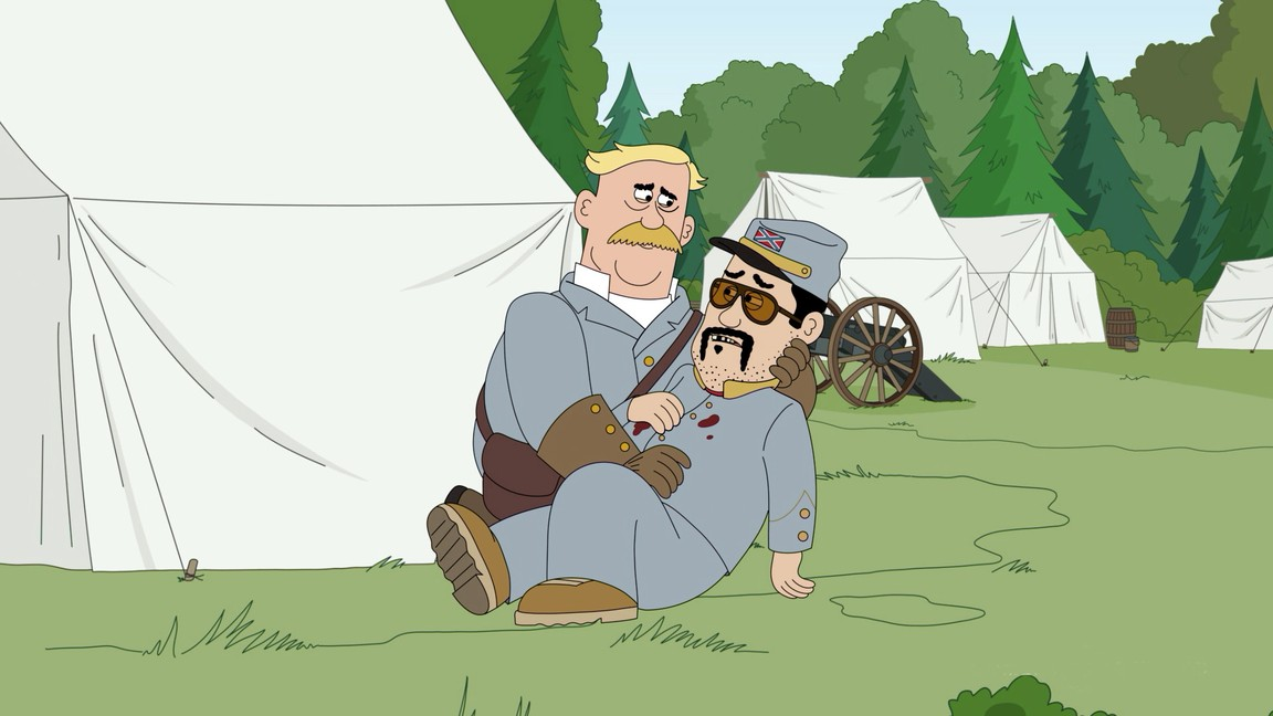 Brickleberry - Season 3 Episode 04: That Brother's My Father