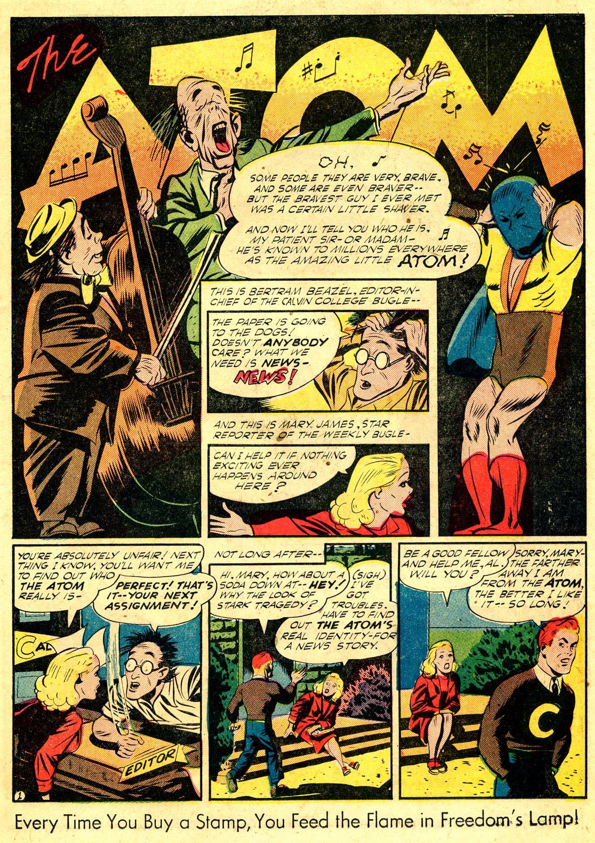 Read online All-American Comics (1939) comic -  Issue #60 - 21