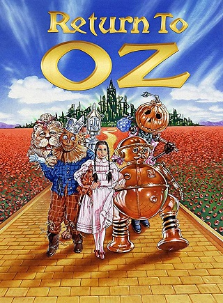 Return to Oz 1985 Dual Audio Hindi 850MB BluRay 720p