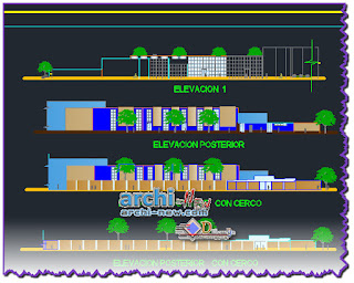 download-autocad-cad-dwg-file-Convention-cultural-center