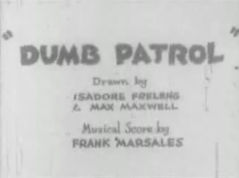 Likely Looney Mostly Merrie 10 Dumb Patrol 1931