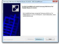 Download Samsung USB Driver v1.5.63.0