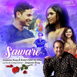Saware - Rahat Fateh Ali Khan (2017)