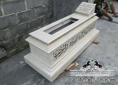 Makam Uje Marmer