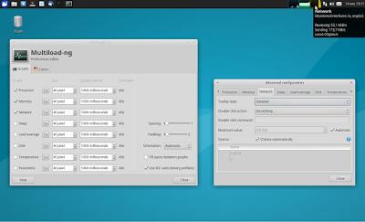 Multiload-ng Xfce