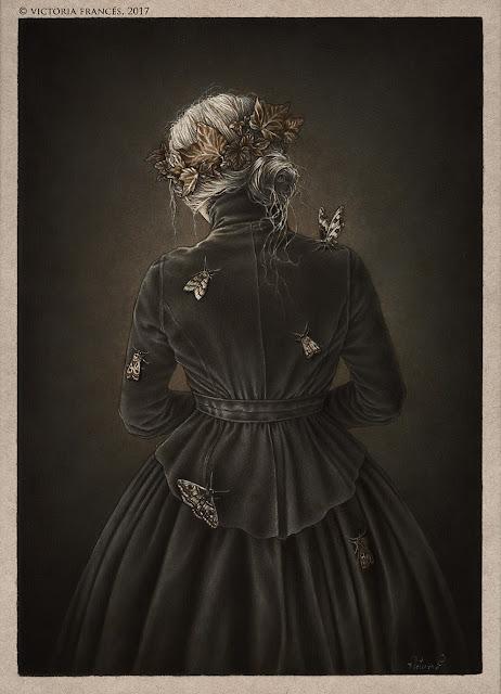 Moths, Illustration by Victoria Francés