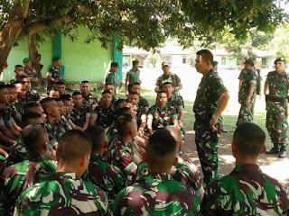 Kunker Pangdam IX/Udayana di Tanah Samawa Disambut Dengan Lounching Ekspor Jagung