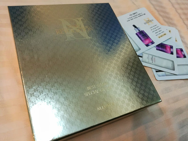 Missha Time Revolution Best Seller Special GIft Set