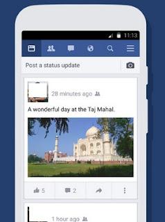 Download Aplikasi Facebook Lite Untuk Sema Nokia