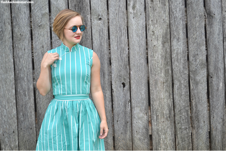Flashback Summer: The Wander from Happy Yellow Dress - vintage