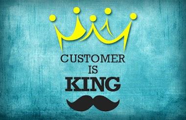 Pembeli Adalah Raja Bukan Penguasa
