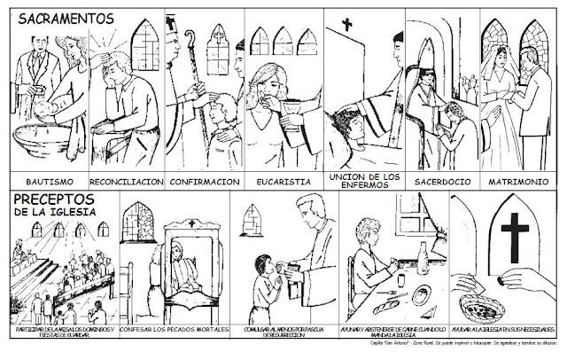 Parroquia La Inmaculada: Recursos Sacramentos VIII