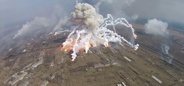 Сегодня по всему Запорожью слышны взрывы: в чем причина