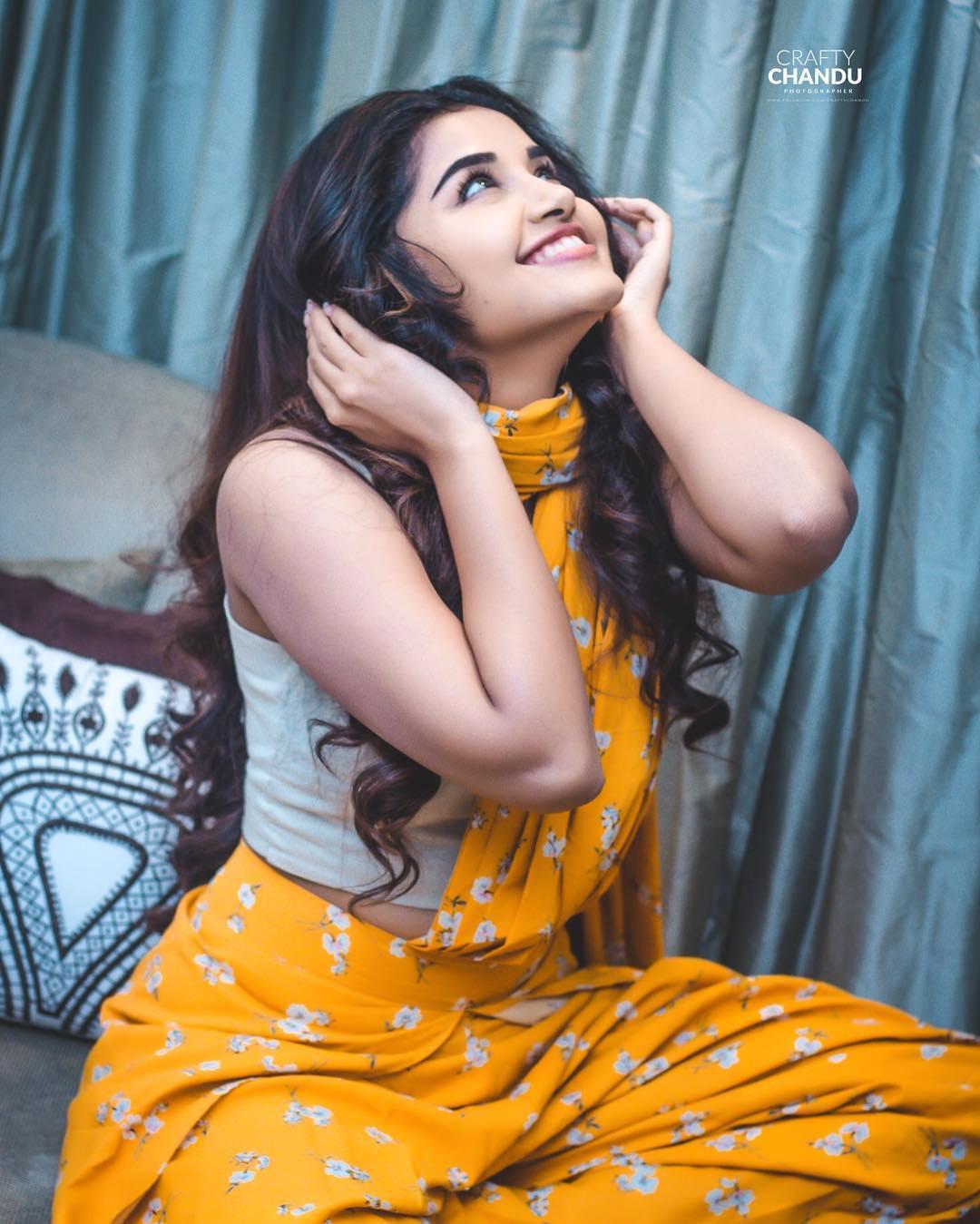 Anupama Parameswaran New Photo shoot