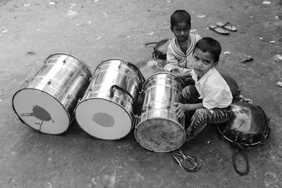 Street Photography by Ronak Sawant - Vaibhavwadi, India.
