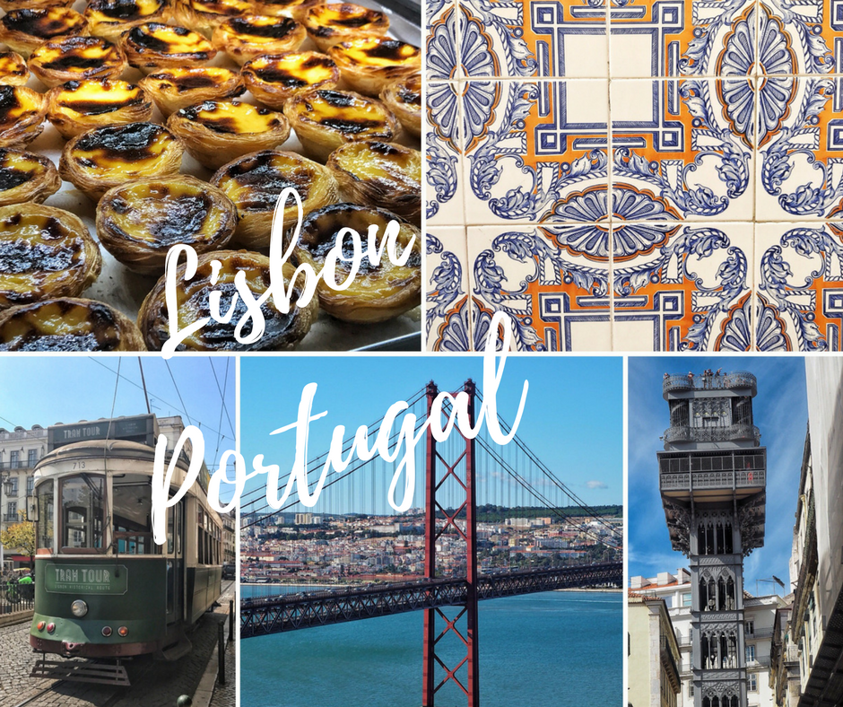 Lisbon's best Instagram photo locations