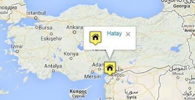 Benim Şehrim, Hatay-Dörtyol
