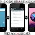 Rom Android 7,0 Nougat para smart kicka e Alcatel Pop D1 (Atualizado)